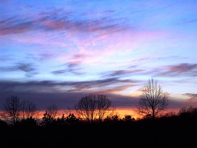 Photograph - Sky 99 by Robin Coaker
