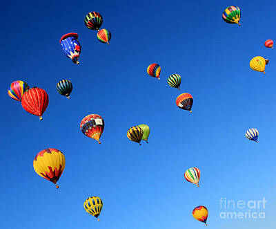 Photograph - Sky Adventure by Krissy Katsimbras