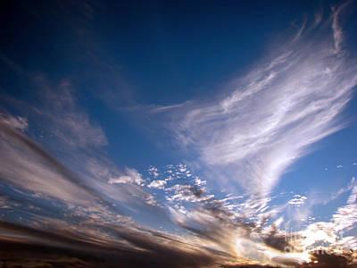 Sky Scape Photograph - Sky by Amanda Barcon