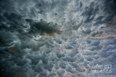 Photograph - Sky Boil by David Arment