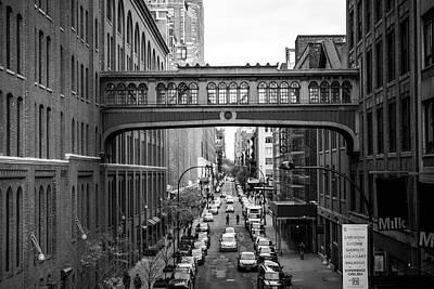Photograph - Sky Bridge by Robert J Caputo