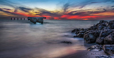 Photograph - Sky Colors by Marvin Spates