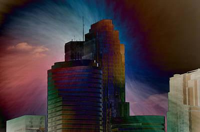 Sky Disruptors Original by John Ricker