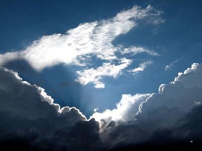 Photograph - Sky Drama by Will Borden
