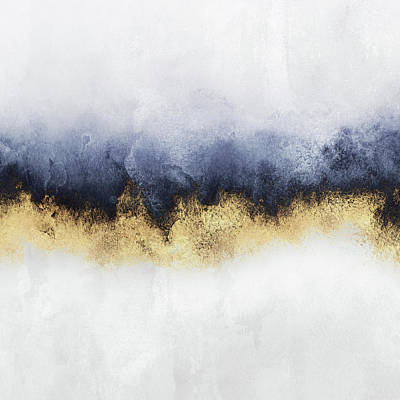 Horizon Wall Art - Painting - Sky by Elisabeth Fredriksson