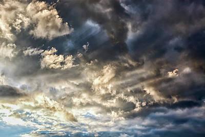 Photograph - Sky Energy by Vincent Pelletier