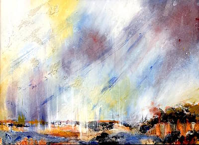 Painting - Sky Fall by Amy Williams