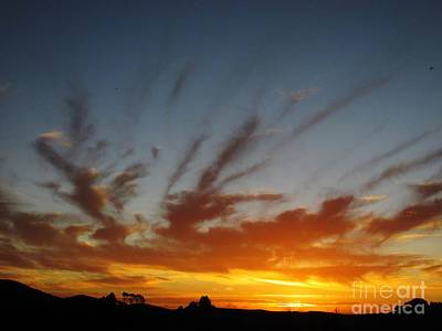 Photograph - Sky Fingers by Dianne  Connolly