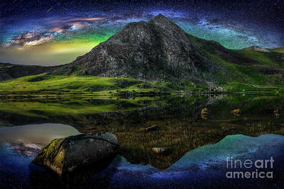 Photograph - Sky Full Of Stars by Adrian Evans
