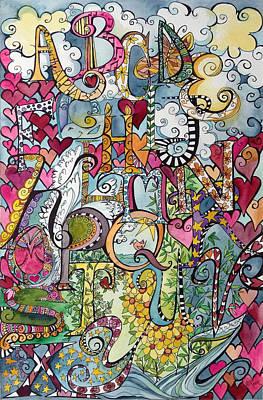 Sky Garden Art Print