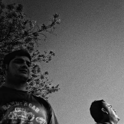 Head Photograph - #sky #head #people #instapeople by Rafa Rivas