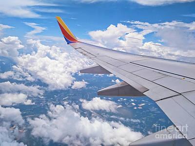 Photograph - Sky High by Robert Knight