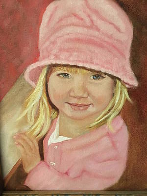 Painting - Sky In Pink by Sharon Schultz