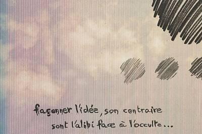 SKY Art Print by Jean-Paul Ducarteron