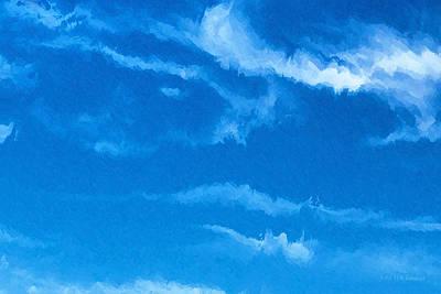 Painting - Sky by John WR Emmett