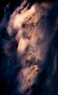 Photograph - Sky Life Above Us by Steven Poulton