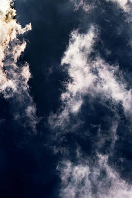 Photograph - Sky Life Communicates by Steven Poulton