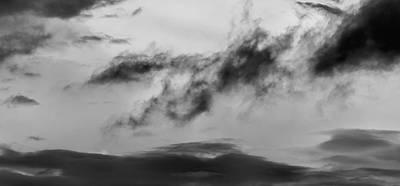 Photograph - Sky Life Dorset Sky by Steven Poulton