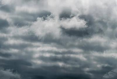 Photograph - Sky Life Drift by Steven Poulton