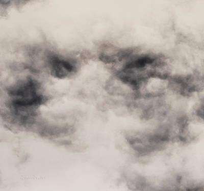 Photograph - Sky Life Eyes by Steven Poulton