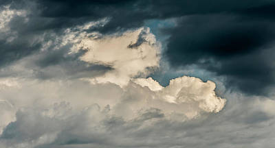 Photograph - Sky Life Joy Ride by Steven Poulton