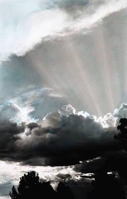 Traditional Bells - Sky Light 2 by M Diane Bonaparte