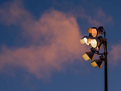 Photograph - Sky Lights by Derek Dean