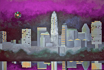 Painting - Sky Line by Virginia Bond