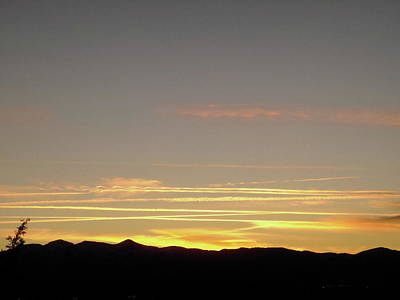 Photograph - Sky Lines by Stephanie Moore