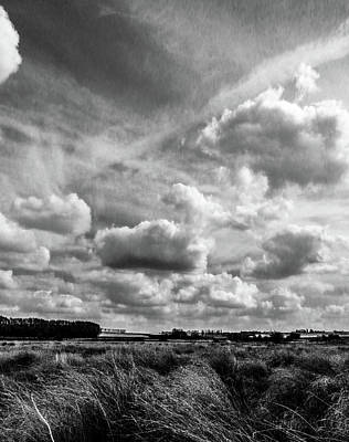 Photograph - sky by Mariusz Zawadzki