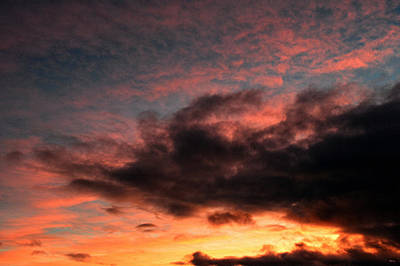 Photograph - Sky Moods - Chasing The Midnight Sun by Glenn McCarthy Art and Photography