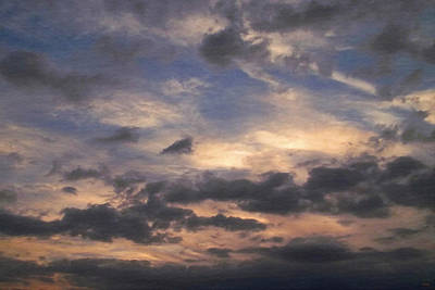 Photograph - Sky Moods - Dream Embers by Glenn McCarthy Art and Photography