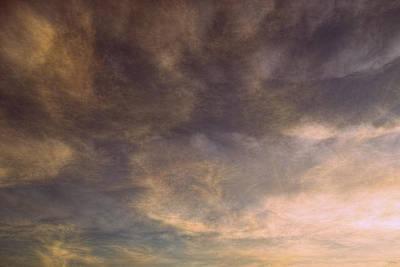 Photograph - Sky Moods - Dynamics by Glenn McCarthy