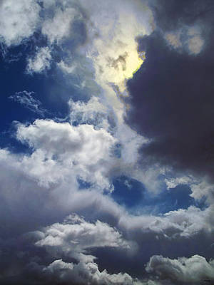 Photograph - Sky Moods - The Mystery Of Light by Glenn McCarthy Art and Photography