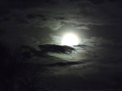Door Locks And Handles - Sky Moon Series - Two by Cher Kelley