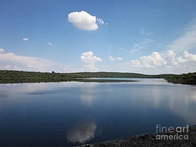 Photograph - Sky Near Almoharin by Chani Demuijlder