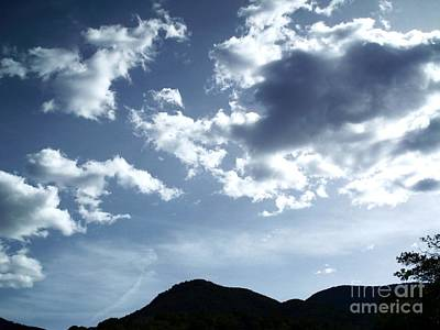 Photograph - Sky Over Arizona by Stanley Morganstein