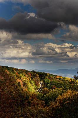 Photograph - Sky Over The Skyway by Greg Mimbs
