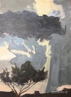 Painting - Sky Portal II by Carol Oufnac Mahan