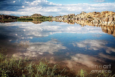Photograph - Sky Reflection by Scott Kemper