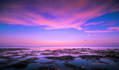 Gulf Coast Wall Art - Photograph - Sky Reflections by Marvin Spates