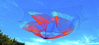 Photograph - Sky Sculpture 1 by Ron Kandt