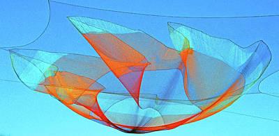 Photograph - Sky Sculpture 4 by Ron Kandt