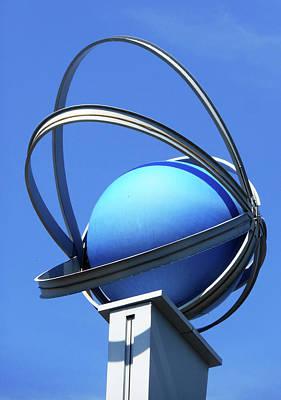 Photograph - Sky Sculpture 6 by Ron Kandt