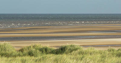Photograph - Sky, Sea, Sand, Sod... by Wendy Cooper