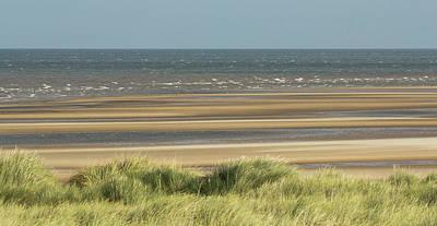 Marvelous Marble - Sky, Sea, Sand, Sod... by Wendy Cooper