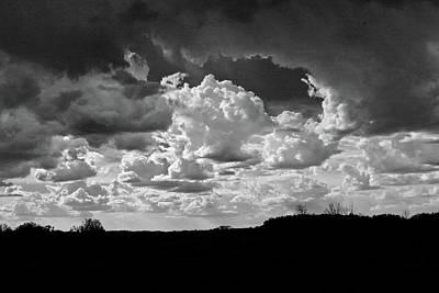 Photograph - Sky Smoky Lake by Brian Sereda