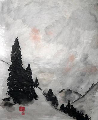 Painting - Sky Splendor by Casey Shannon