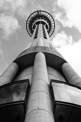 Photograph - Sky Tower by Toren Lehrmann