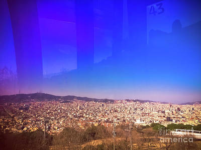 Photograph - Sky View 43 Of Barcelona by Colleen Kammerer